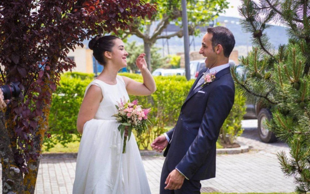 Una boda en Segovia. Lorena y Sergio.
