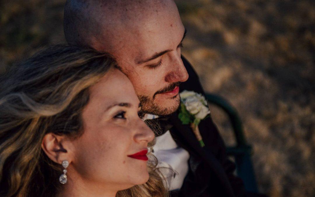 Lela y Pablo. Una boda en Segovia desde Canadá, pasando por Grecia