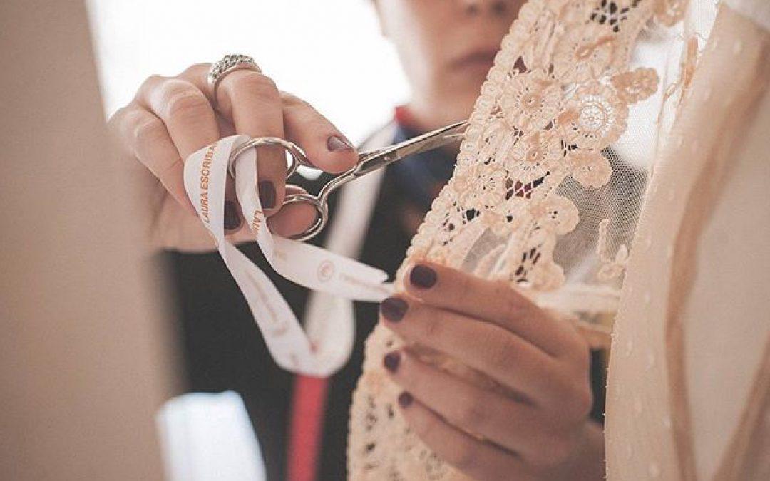 Los 5 errores más habituales en la elección del vestido de novia.