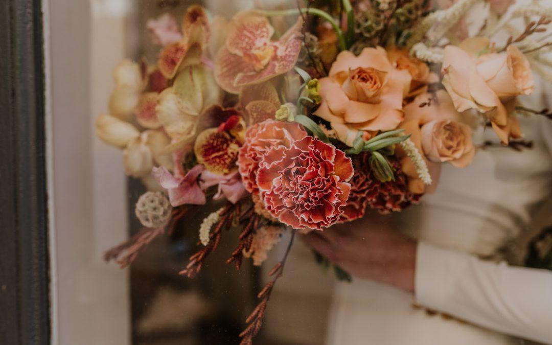 Savia Bruta y su nueva colección de ramos de novia