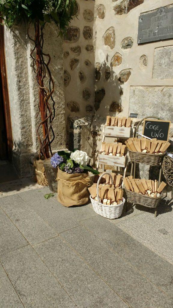 Decoración Bodas En Segovia