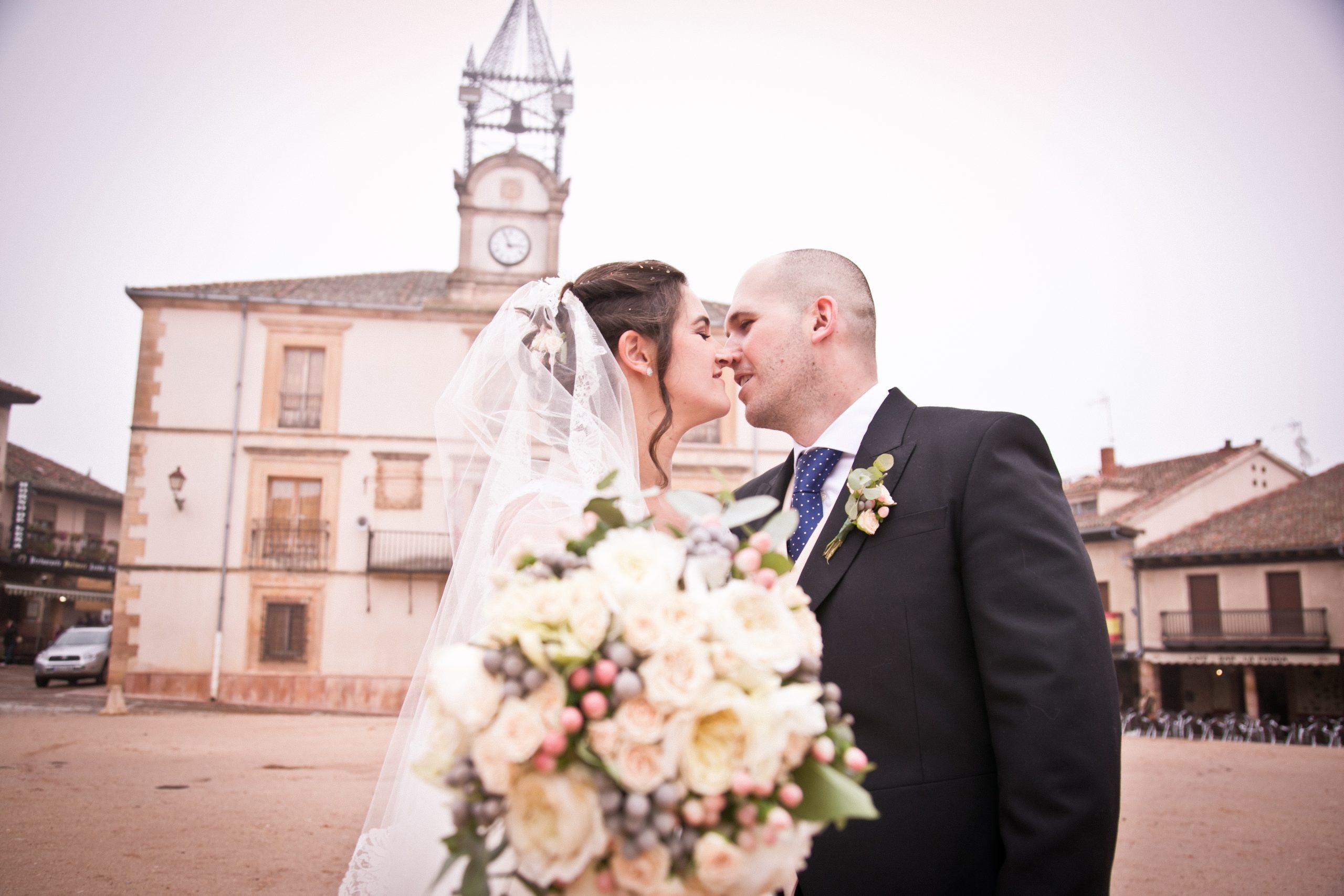 Boda en Riaza. Segovia