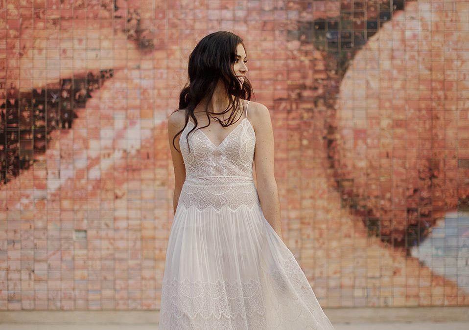 Vestidos de novia de Odet Saüc
