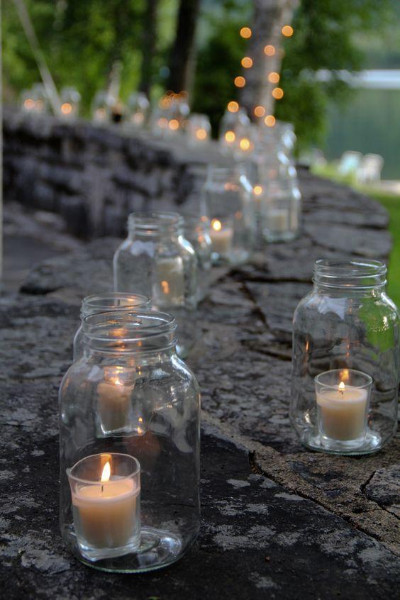 Iluminación Bodas en Segovia