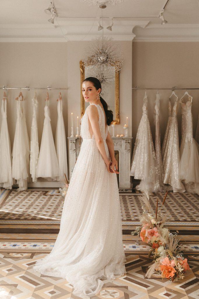 Novias en Segovia.Organizacón de boda wedding planner en Segovia