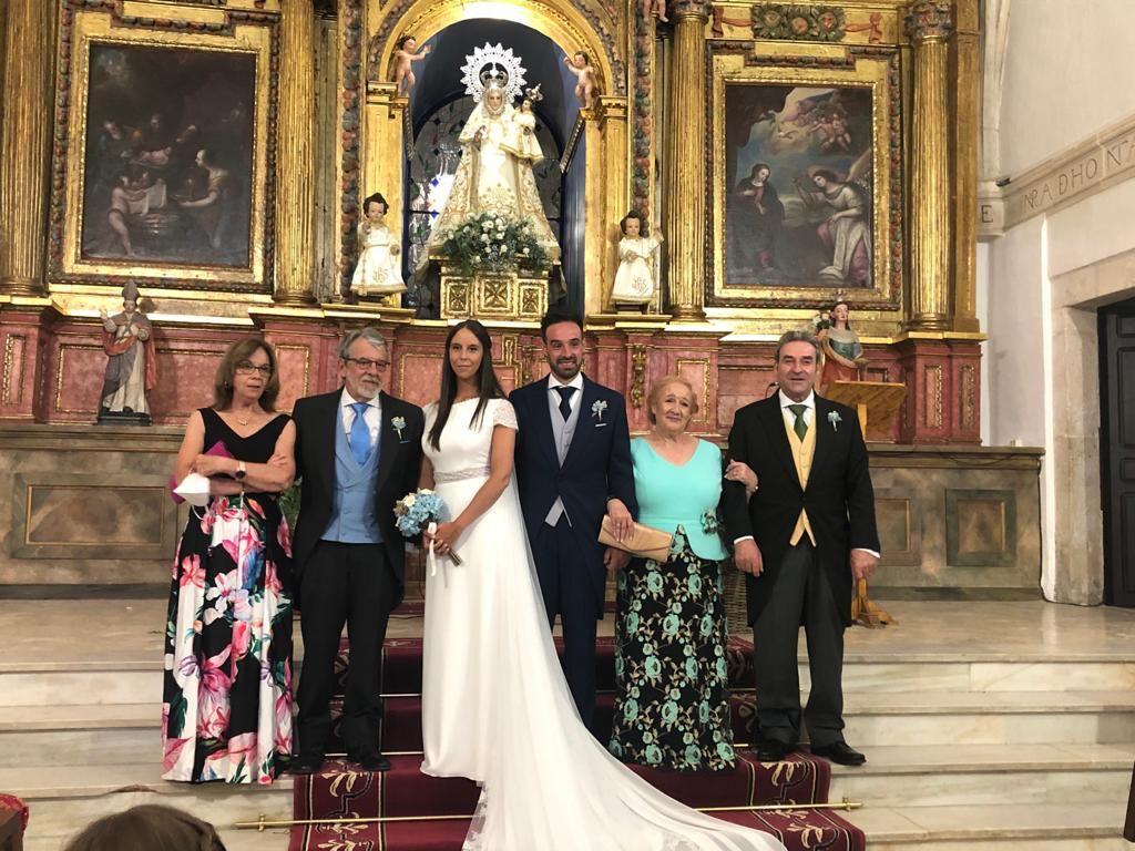 Boda Covid19 en Segovia. Wedding Planner